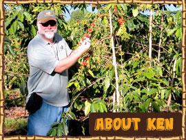 100% pure Kona coffee