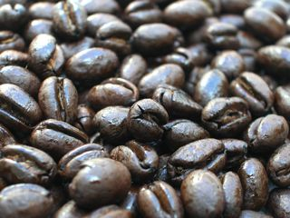 Kona Ken's Peaberry coffee beans