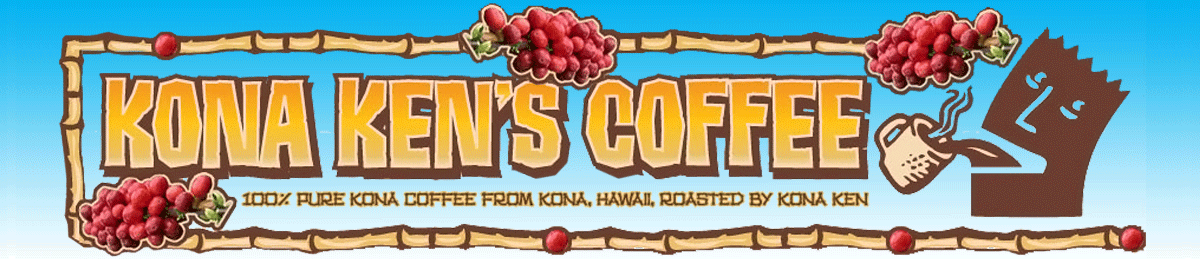 Kona Ken's Coffee